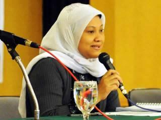 Ida Fauziah ketua Komisi VIII DPR dari Fraksi PKB. (pkb.or.id)