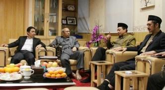 Kunjungan MIUMI ke kantor DPP PKS