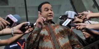 Ketua Komite Etik KPK Anies Baswedan