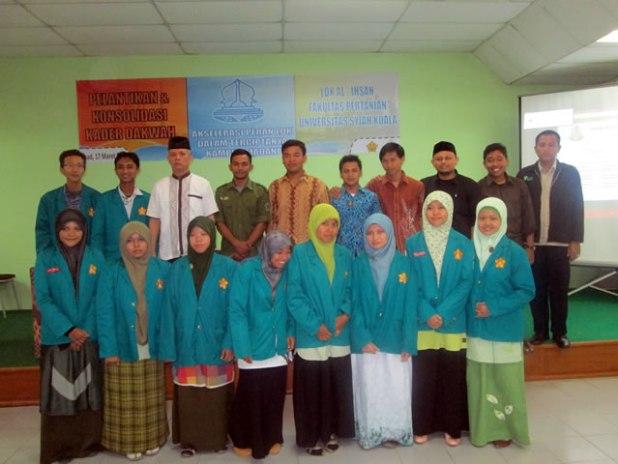 (Dok LDK Al Ihsan Fakultas Pertanian Universitas Syiah Kuala)