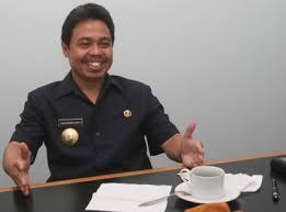 Walikota Depok Nur Mahmudi Ismail