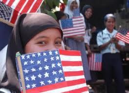 Muslim AS (ilustrasi)
