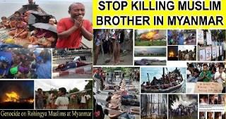 Pembantaian Muslim Myanmar (inet)