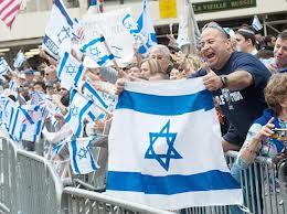 Warga Israel dalam sebuah aksi (ilustrasi)