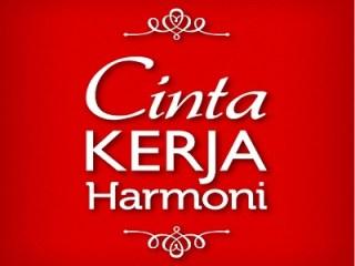 Cinta - Kerja - Harmoni