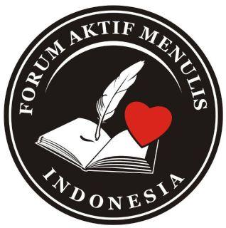 Logo Forum Aktif Menulis (FAM) Indonesia