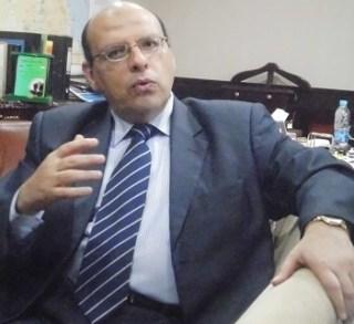Dubes Mesir untuk Indonesia, Baha Dasuki (inet)