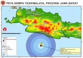 gempa tasik