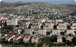 pemukiman zionis