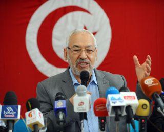 Syeikh Ghannouchi, pemimpin Harakah Nahdhah Tunisia