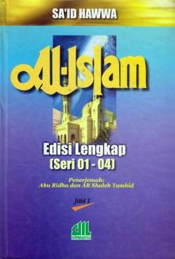 """Cover Buku """"Al-Islam Edisi Lengkap (Seti 01-04) Jilid 1""""."""