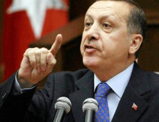 Perdana menteri Erdogan