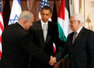 perundingan OP dan Israel (inet)