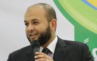 Dr. Ahmad Arif, juru bicara Ikhwanul Muslimin (inet)