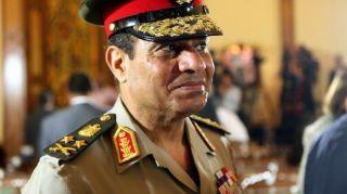 As-Sisi, menteri pertahanan Mesir