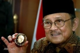 Bacharuddin Jusuf Habibie Technology Award (BJHTA) (inet)