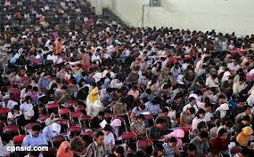 Rekrutmen CPNS, Pemerintah berencana membuka lowongan CPNS tahun 2013 sebanyak 65.000 formasi