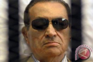 Mantan Presiden Mesir Hosni Mubarak (REUTERS/Stringer/Files)