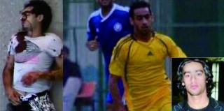 Samih El Adawi, pesebakbola Mesir yang ikut jadi korban pembantaian militer. (tajuk/18/8/13)