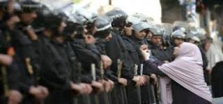 Pasukan keamanan Mesir (inet)