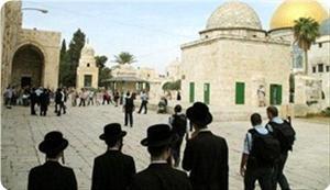 zionis serang al-quds