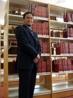 Nurman Abdulbakri, Lc. (Irhamni Rofi'un)
