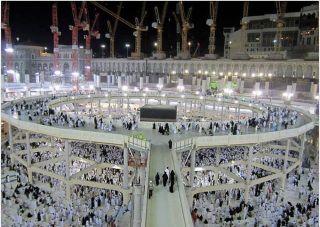 Masjidil Haram 2013 (inet)