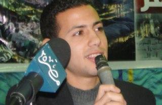 Suhaib Abdul Maqsud, juru bicara Ikhwanul Muslimin (inet)