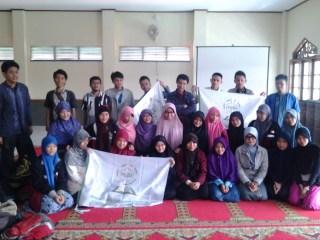 Mabit LDK FUSI Universitas Islam Jakarta (foto: Abdurrahman Helabi)