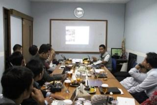 Meeting antara ACT dan LAZ Harfa (foto: ACT)