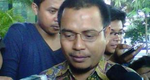 Ahmad Rozi, Kuasa Hukum Ahmad Fathanan dalam kasus dugaan suap Impor daging sapi (Foto:vivanews.com)