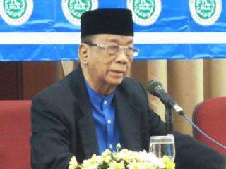 Ketua MUI Pusat, KH Amidhan