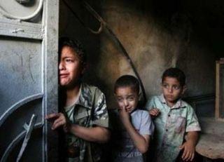 Akibat blokade, warga Jalur Gaza harus menghadapi penderitaan berkepanjangan. (inet)