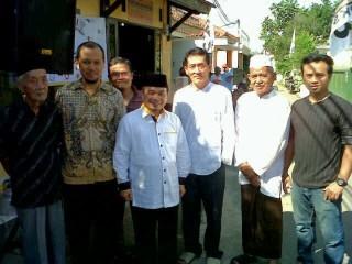 Jazuli Juwaini di tengah Masyarakat Banten
