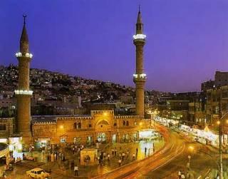 Masjid Husain di Kairo (inet)
