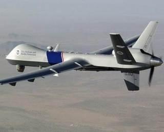 Pesawat tanpa awak milik militer Amerika (islammemo)