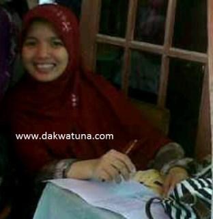 Foto Yenni Ratna Sari rahimahullah semasa hidup (Sumber Foto: Istimewa)