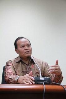 Hidayat Nur Wahid, Ketua Fraksi PKS (foto: dakwatuna)