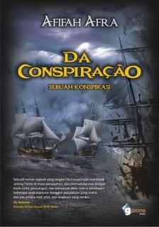 "Cover buku ""Da Conspiraḉẫo; Sebuah Konspirasi""."