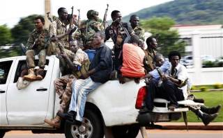 Milisi bersenjata di Afrika Tengah (islammemo)