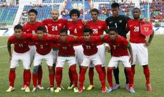 Skuad Timnas U-23 yang berlaga di Sea Games 2013 Myanmar