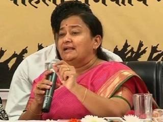 Asha Mirge, anggota partai Nationalist Congress Party (NCP) India. (Foto: tuyafm.com)