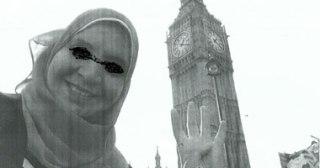 Asmaa Fauzi yang dilaporkan suaminya karena menjadi anggora Ikhwan (youm7)