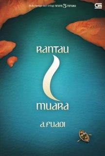 "Cover buku ""Rantau 1 Muara""."