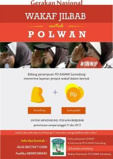 Info KAMMI Sumedang (foto: Ahmad Muzakki)