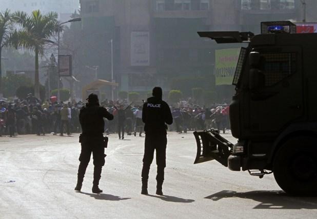 Demonstrasi diyakini akan terus berlangsung walaupun diperlakukan dengan keras (elmarsad)