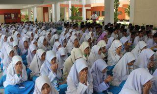 Pelajar Muslimah (inet)
