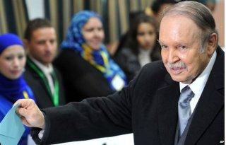 Presiden Aljazair Abdul Aziz Bouteflika (foto: bbc.co.uk)