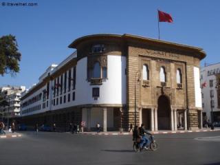 Bank Al-Maghrib, Bank Central Maroko - Foto: itravelnet.com