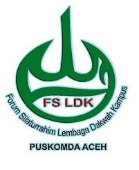 Logo FSLDK Aceh (foto: Wendi Septian Rauf)